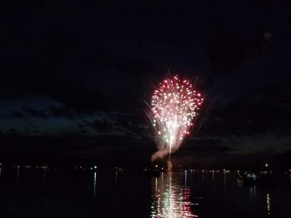 Labor Day Fireworks 2018 10